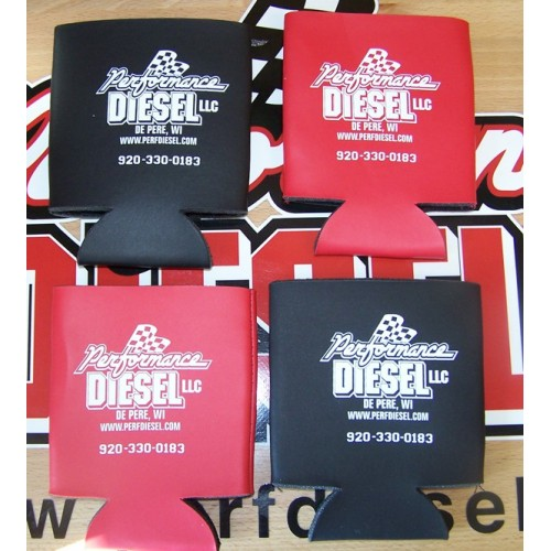 PERFORMANCE DIESEL CAN KOOZIES