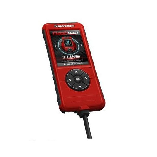 Superchips 1845 Flashpaq F5 Tuner FORD