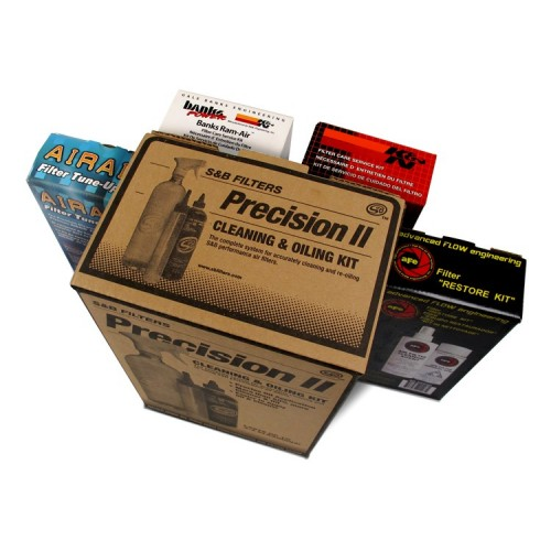 S&B PRECISION II CLEANING &OIL KIT