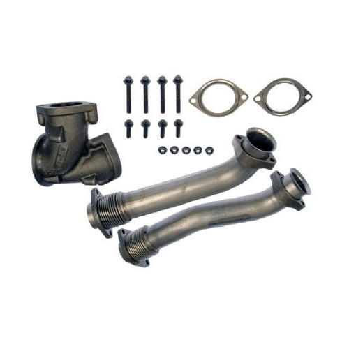 99-03 7.3L POWERSTROKE BELLOWED UP PIPE KIT