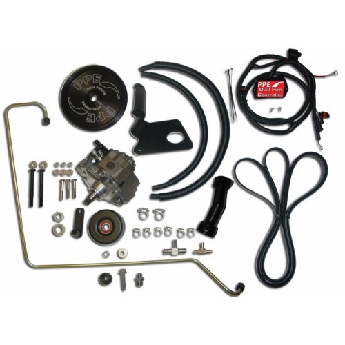 DURAMAX 2001 LB7 ONLY DUEL FUELER KIT W/O PUMP
