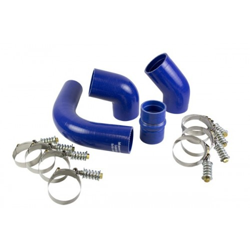01-04 6.6L DURAMAX INTERCOOELR BOOT/CLAMP KIT