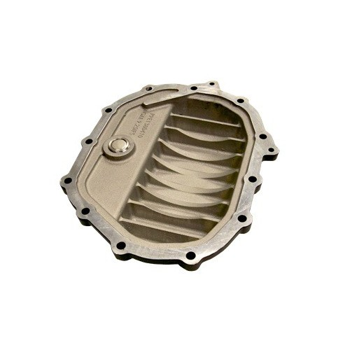 PPE Front Aluminum Differential Cover - Brushed 2011+ 9.25 IFS