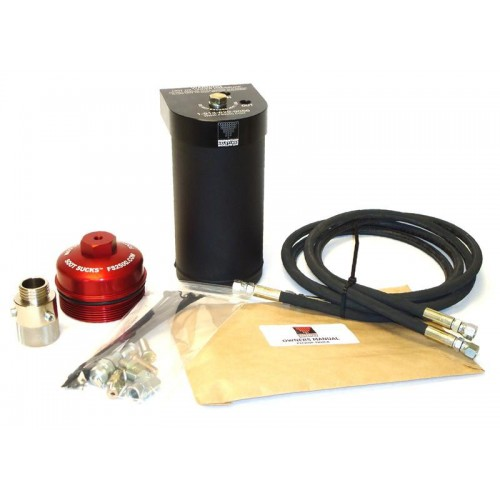 Ford 6.0 Excursion Engine Kit to Cap - Rubber
