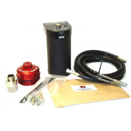 Ford 6.0 Excursion Engine Kit to Cap - Stainless