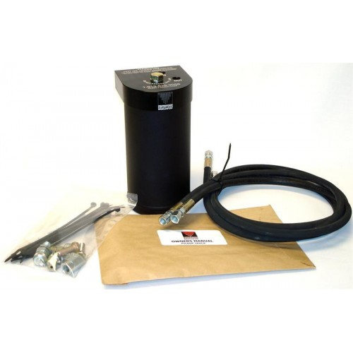 GM Duramax 2011 6.6 LML Engine Kit to Oil Fill Tube - Stainless