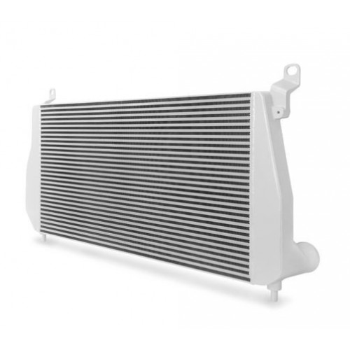 MISHIMOTO DURAMAX 01-05 PERFORMANCE INTERCOOLER (SILVER)