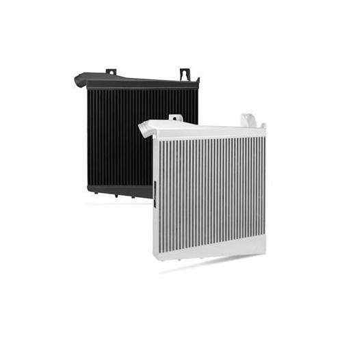 MISHIMOTO 6.4L POWERSTROKE PERFORMANCE INTERCOOLER (SILVER)