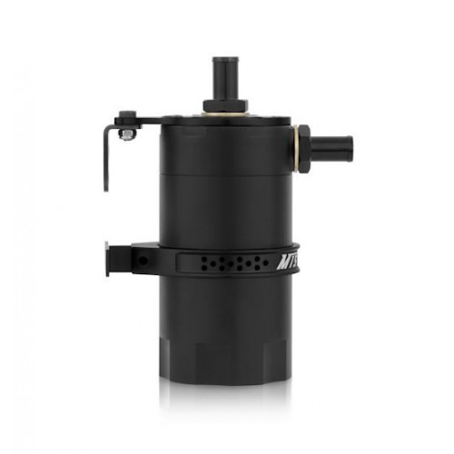 MISHIMOTO BAFFLED OIL CATCH CAN (BLACK)