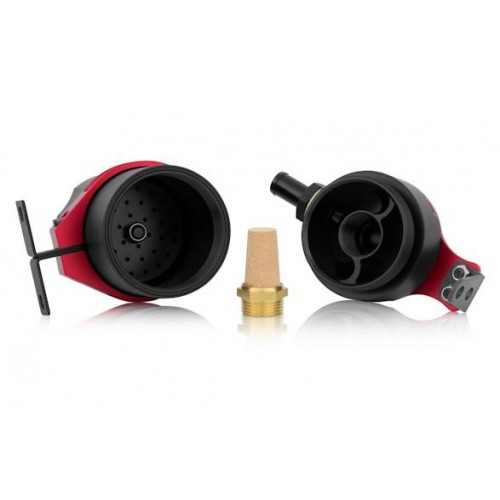 MISHIMOTO BAFFLED OIL CATCH CAN (RED)