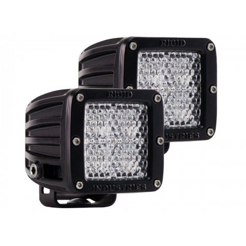 DUALLY -DIFFUSED -PAIR -WHITE LED