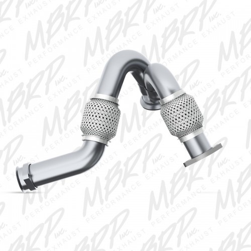 2003-2007 Ford 6.0L Powerstroke Turbo Up-Pipe Al