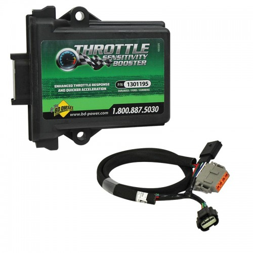 BD DIESEL Throttle Sensitivity Booster 01-05 6.6L Duramax