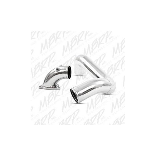 "2005-2007 Ford F-250/350 6.0L 3"" Driver Side Intercooler Pipe"