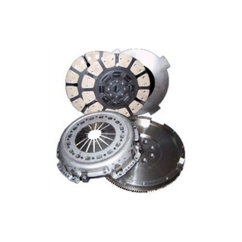 1999-2005 SFI Competition Dual Disc Clutch Kit, 3600lb Plate Load DDC36006