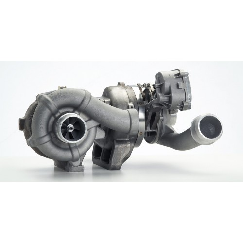 BD Power Remanufactured Complete Twin Turbo Assembly 6.4l ford