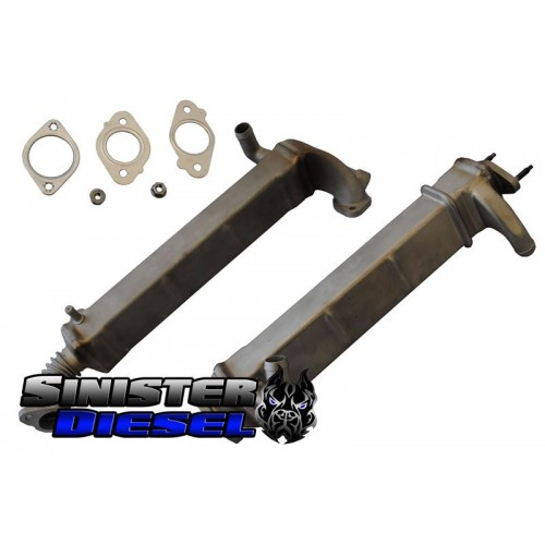 Replacement 2008-2010 6.4L EGR Cooler Set