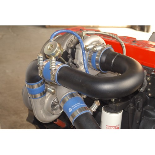 Super B Twin Turbo Upgrade Kit - 1994-1998 12-valve Dodge