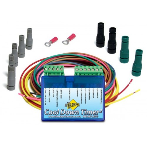 BD-Power 1081160-DX Cool Down Timer 2