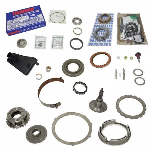 BD-Power 1062124-4 Stage 4 Transmission Build-It Kit