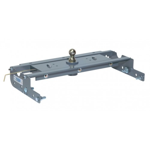 2011-2015 Chevy Silverado 2500HD (Long & Short Bed) - Turnoverball Gooseneck Hitch