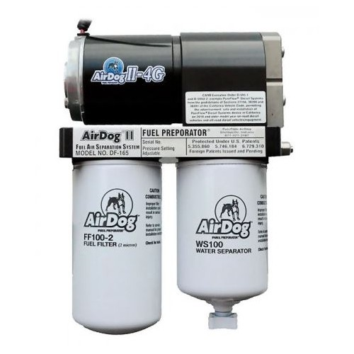 AirDog II 4G 1998.5-04 5.9 Cummins DF-165-4G Air/Fuel Separation System