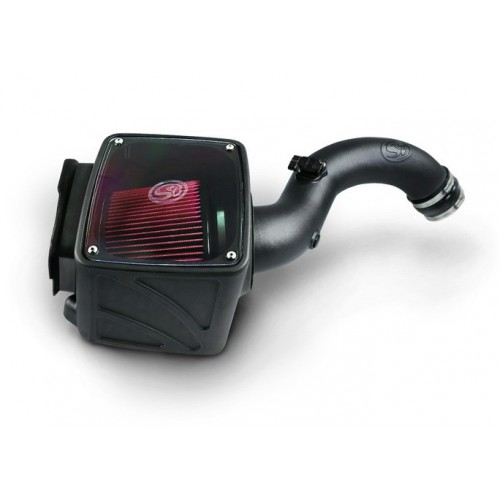 S&B AIR INTAKE KIT 01-04 DURAMAX LB7