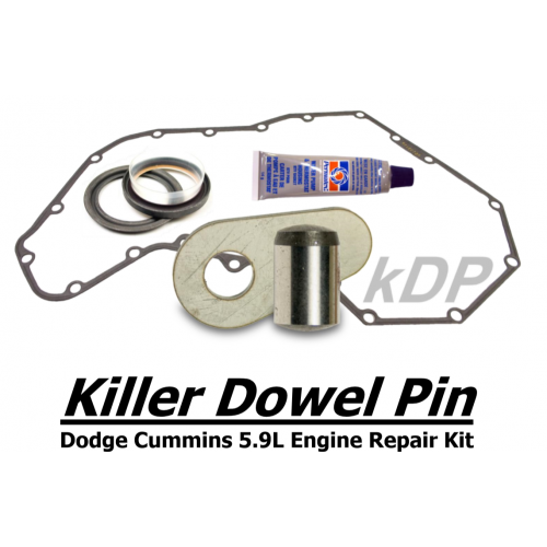 BD Killer Dowel Pin Repair Kit - 1994-1998 Dodge 12-Valve