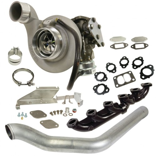 Super B 600 SX-E S364.5 Turbo Kit - Dodge 2008-2012 6.7L