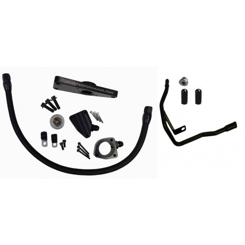 Fleece 6.7 Cummins Coolant Bypass Kit