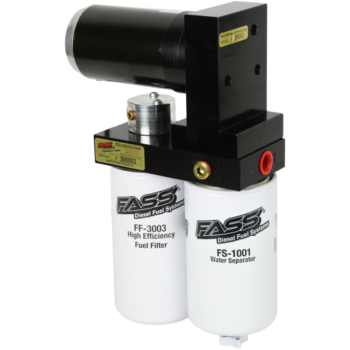 "Performance Diesel is a ""AUTHORIZED FASS DEALER"""