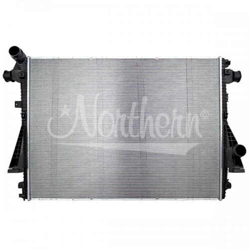 2011-2016 Ford 6.7l Powerstroke Main Radiator