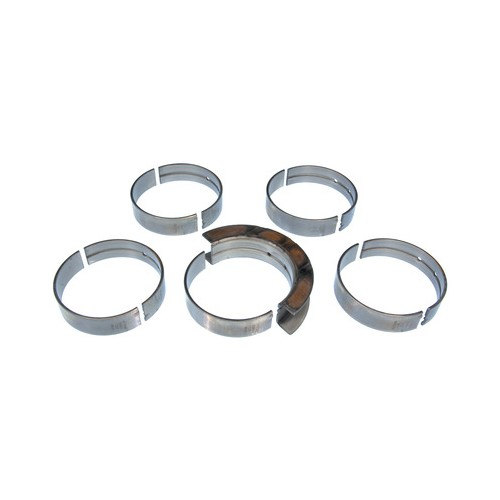 Mahle Clevite Main Bearing Set For 08-10 6.4 Powerstroke