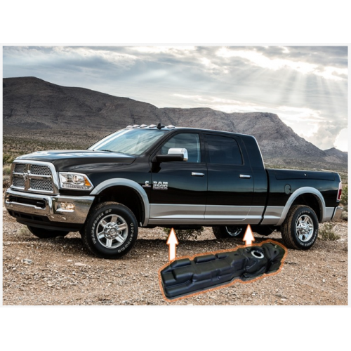 Dodge Crew Cab, Short Bed---SUPER SERIES 2010-2012