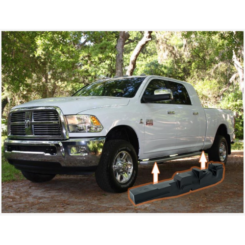 Dodge Mega Cab, Short Bed SUPER SERIES 2006-2012