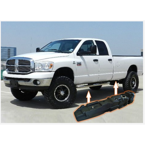 Dodge Crew Cab, Long Bed SUPER SERIES 2003-2012