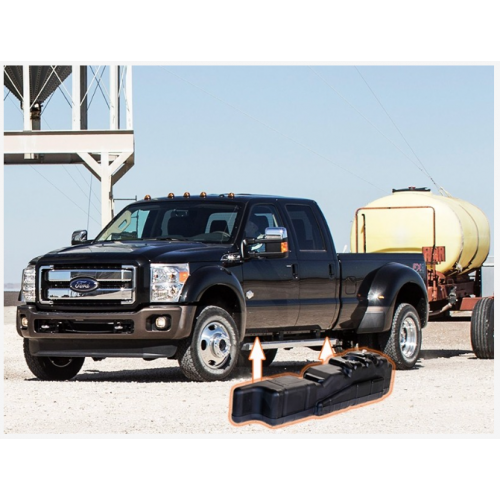 Ford Crew Cab, Long Bed--- SUPER SERIES 2011-2016