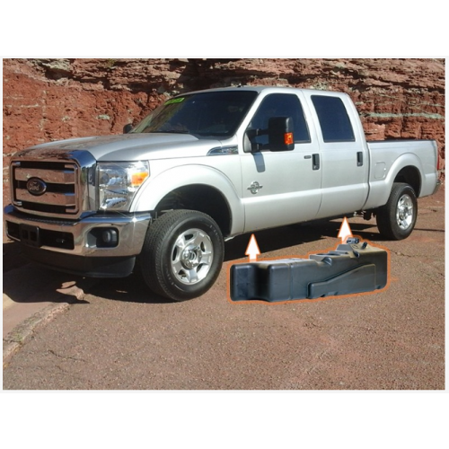 Ford Crew Cab, Short Bed SUPER SERIES 2011-2016