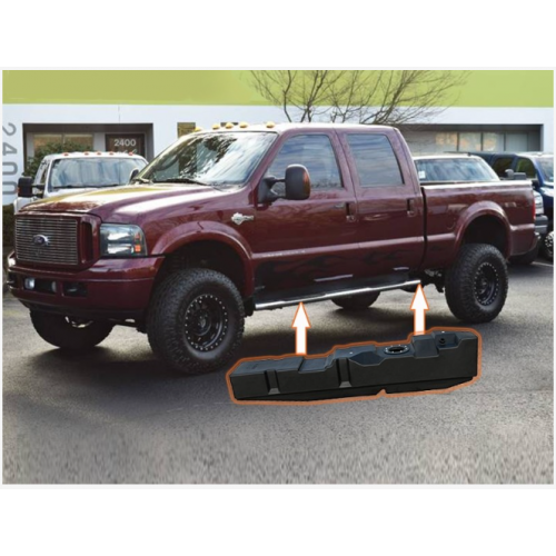 Ford Crew Cab, Short Bed--- SUPER SERIES 2008-2010
