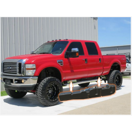 Ford Crew Cab, Long Bed SUPER SERIES 2008-2010