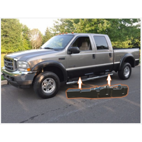Ford Crew Cab, Long Bed SUPER SERIES 1999-2007