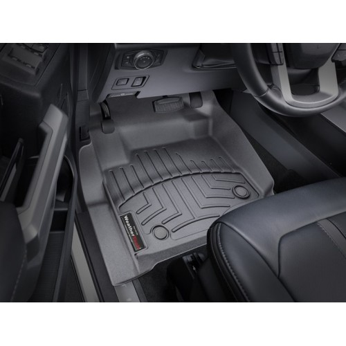 2017-2019 Ford WeatherTech Perfect Fit Mats (Front)