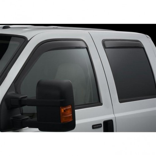 1999-2016 Ford Superduty Vent Shade Set (Crew Cab)