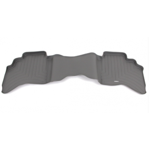 2003-2009 Ram WeatherTech PerfectFit Rear Mat (Gray)