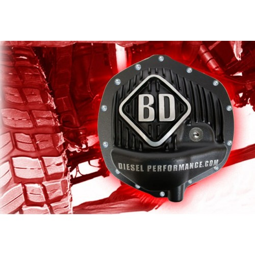 BD Differential Cover, Rear - Dodge 2013-2018 2500 AAM 14-Bolt w/RCS (Rear Coil Spring)