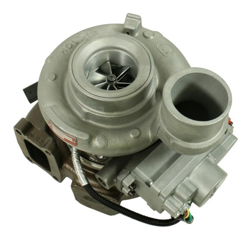 BD Screamer 6.7L Cummins Turbo Dodge 2007.5-2012 Pick-up HE351
