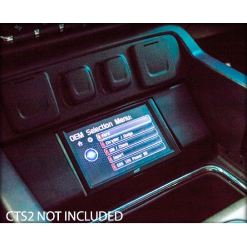 CTS2 Center Console Mount GMC/Chevy 15+ Applications
