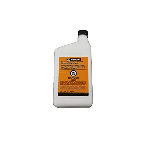 Motorcraft VC-12 Specialty Orange Engine Coolant Revitalizer