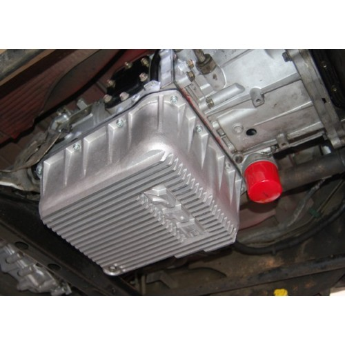 PPE Heavy Duty GM Aluminum Transmission Cover - RAW