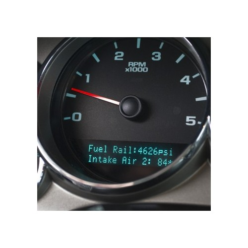 2007.5-14 GM 2500/3500 DashControl Display Controller